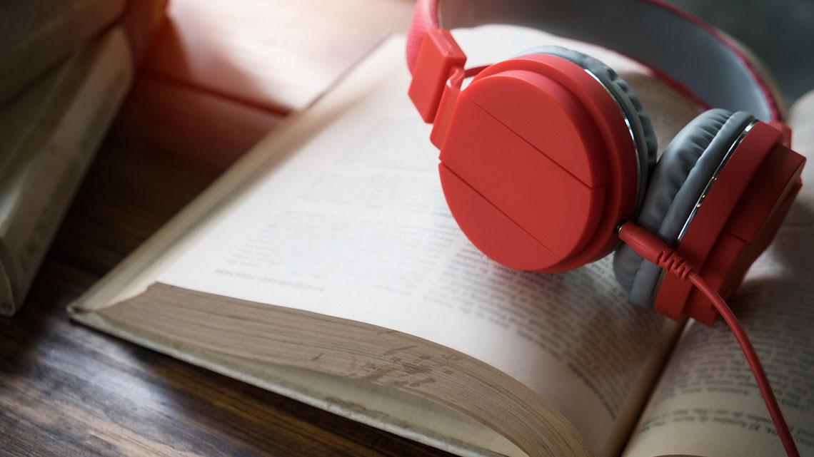 لذت شنیدن با کتاب صوتی