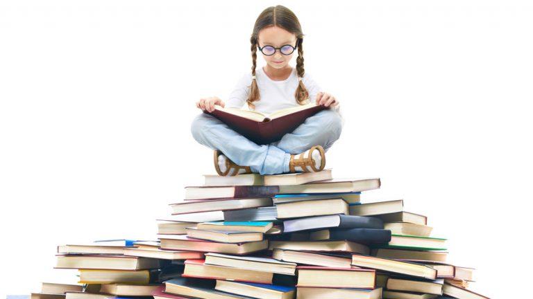 از کتاب خواندن لذت ببرید