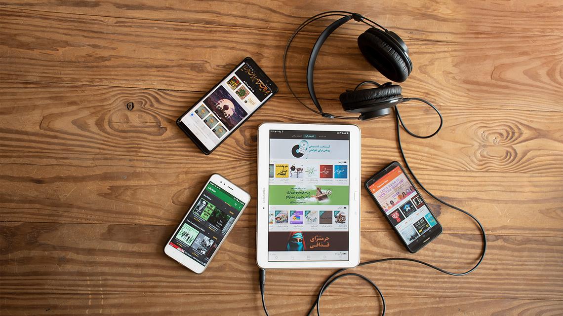 بهترین اپلیکیشنهای کتاب صوتی برای اندروید