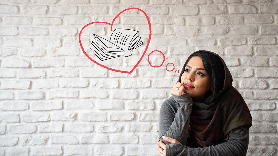 چگونه در ۵ گام عاشق کتاب خواندن شویم؟