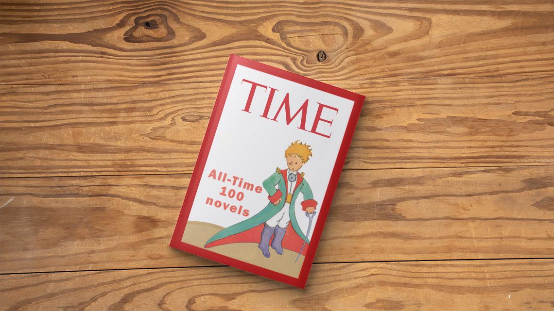 ۱۰۰ رمان برتر جهان به انتخاب مجله تایم