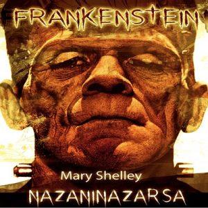 کتاب ترسناک صوتی فرانکشتاین اثر مری شلی