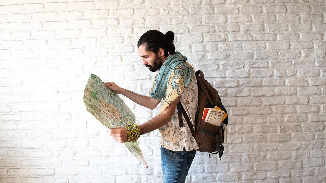 با کتاب ها به دور دنیا سفر کنید