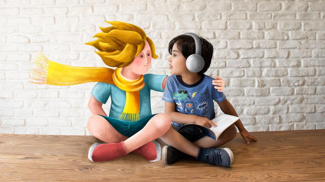معرفی ۱۰ قصه صوتی کودکانه