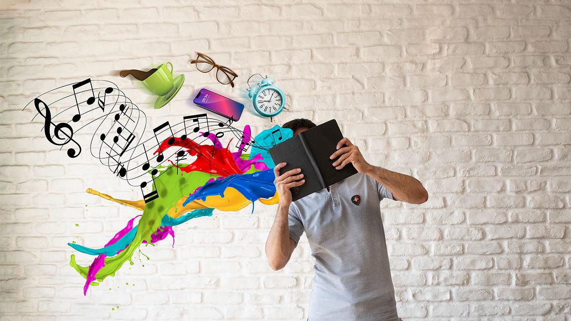 معرفی ۷ کتاب برای افزایش خلاقیت