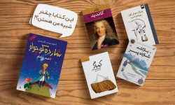 کتابهایی برای عاشقان شازده کوچولو