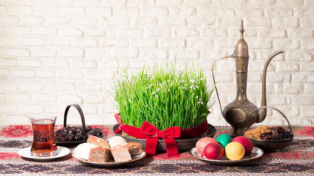 عید نوروز و ایده سفره هفت سین